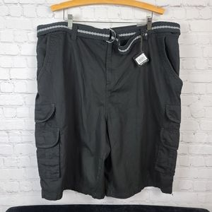 NWTS Airwalk Cargo shorts Black M 46